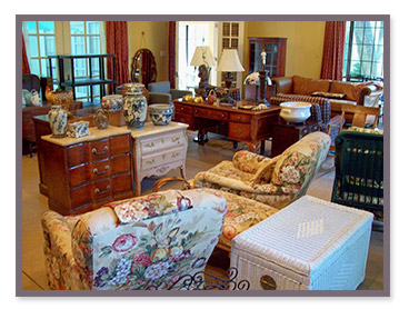 Estate Sales - Caring Transitions of The Woodlands